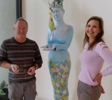 Artist, Sculpture, and Consultant.