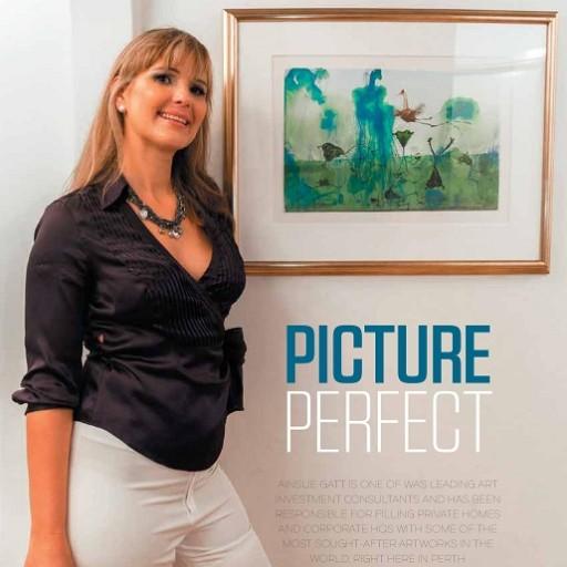 Art Consultant Ainslie Gatt